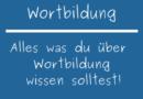 Wortbildung