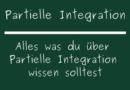 Partielle Integration