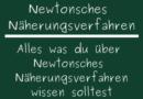 Newtonsches Näherungsverfahren