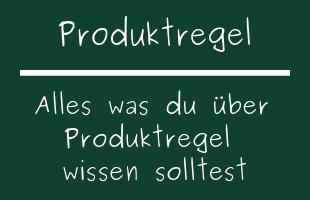 Produktregel