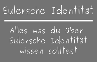 Eulersche Identität