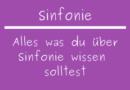 Sinfonie