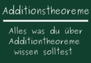 Additionstheoreme