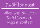 Zwölftonmusik