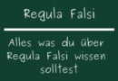 Regula Falsi