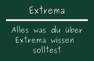 Extrema