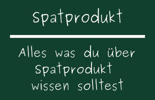 Spatprodukt