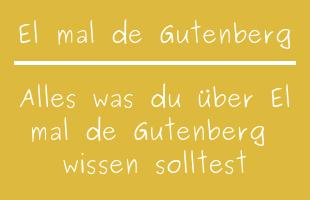El mal de Gutenberg