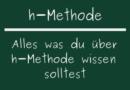 h-Methode