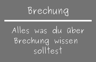 Brechung