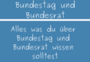 Bundestag und Bundesrat