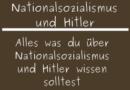 Nationalsozialismus und Hitler