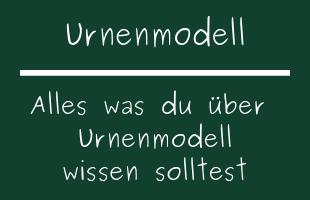 Urnenmodell