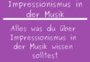 Impressionismus in der Musik