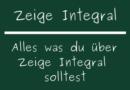 Zeige Integral