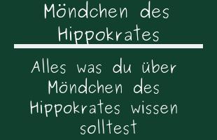 Möndchen des Hippokrates