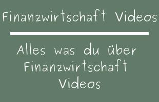 Finanzwirtschaft Videos