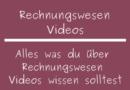 Rechnungswesen Videos