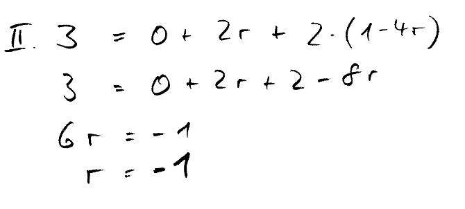 Lagebeziehung_Ebene_Punkt_zweite_Koordinate_Gleichung