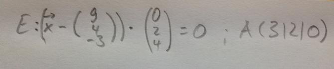 Lotfusspunktverfahren_Beispiel_eine_Ebene_und_ein_Punkt