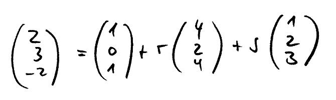 Punkt_in_Parameterform_einsetzen