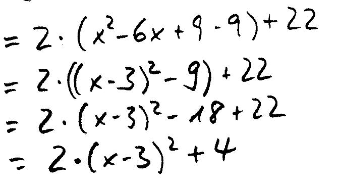 Umwandlung_quadratische_Gleichung_in_Scheitelpunktform_Loesung