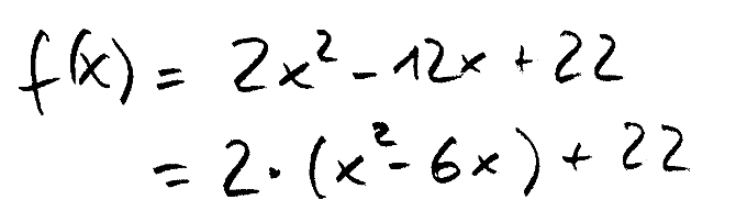 Umwandlung_quadratische_Gleichung_in_Scheitelpunktform_Schritt_eins_ausklammern