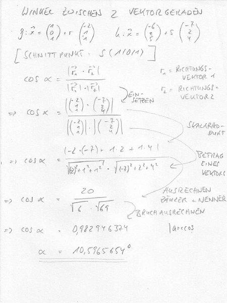 Winkel_zwischen_Vektoren_Skalarprodukt_Mathematik