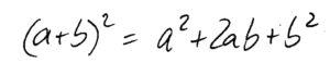 a_plus_b_Quadrat_binomische_Formel