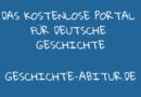 Das kostenlose Portal für deutsche Geschichte